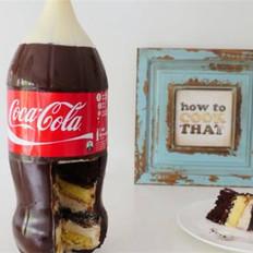 可口可乐牌蛋糕的做法