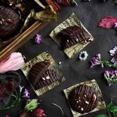 巧克力布朗尼软曲奇的做法