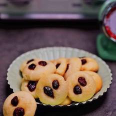 蔓越莓香草饼干