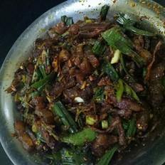 湖南香辣腊肉