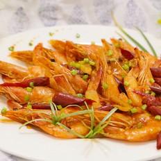 红红火火鲜辣虾
