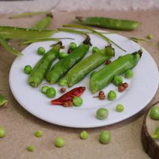 五香豌豆荚