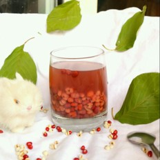 美白除湿红豆薏仁水