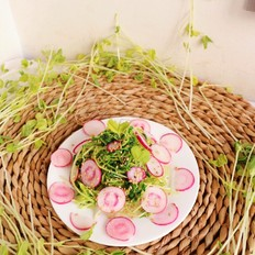 樱桃豌豆苗