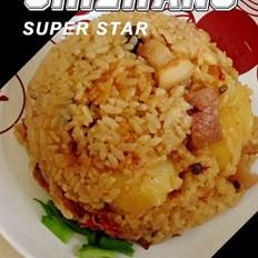 土豆糯米饭