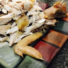 古法盐焗手撕鸡