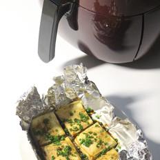 烤孜然豆腐