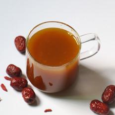 红枣枸杞茶(豆浆机版)