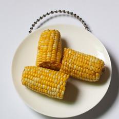 炸锅版烤玉米