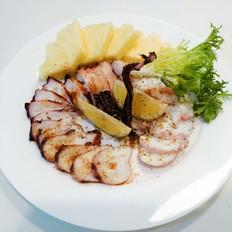 章鱼脚沙拉
