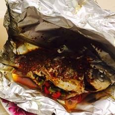 川味麻辣烤鱼