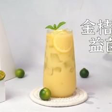 益菌多饮品 金桔柠檬益菌多好喝