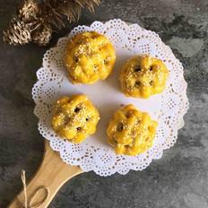 绣球蛋黄酥
