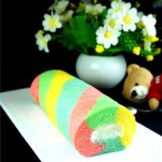 彩虹蛋糕卷