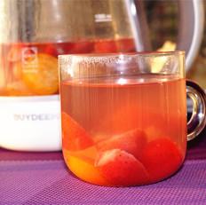 草莓雪梨茶