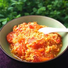西红柿滑蛋