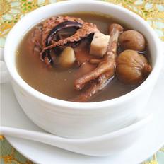 章鱼鹧鸪祛湿汤