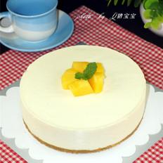6寸冻芝士蛋糕