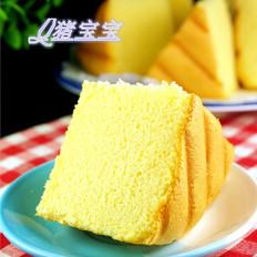 炼奶棉花蛋糕