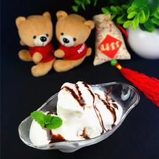 鲜奶冰淇淋
