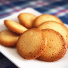 椰奶粉蛋白脆脆饼