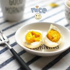 自制出油咸鸡蛋