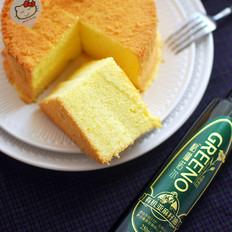 格琳诺尔有机亚麻籽油戚风蛋糕