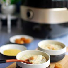 瑶柱双米粥