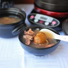 清润栗子排骨汤