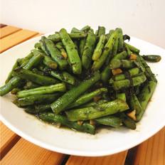 橄榄菜炒四季豆