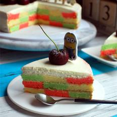 9寸棋格蛋糕