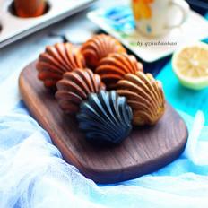 日式玛德琳贝壳蛋糕