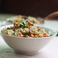 腊味糯米饭