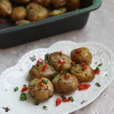 橄榄油黑椒烤土豆