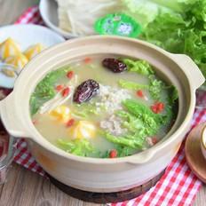 糙米粥火锅