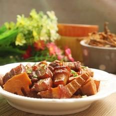 竹笋红烧肉