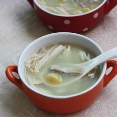 白果腐竹猪肚汤