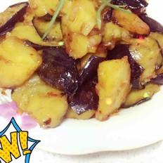 土豆烧茄子