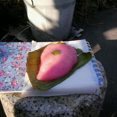 潮汕红壳桃