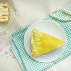木瓜千层蛋糕