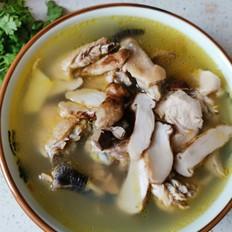 松茸鸡汤的做法大全