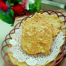 蔬菜土豆饼