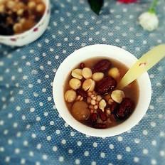 薏米红豆莲子汤