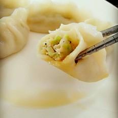 猪肉白菜饺