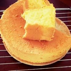 胡萝卜戚风蛋糕