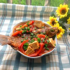 番茄鱼豆腐
