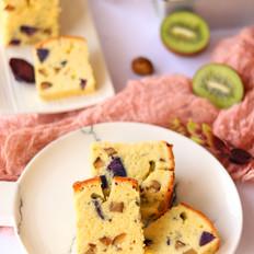 栗子紫薯磅蛋糕