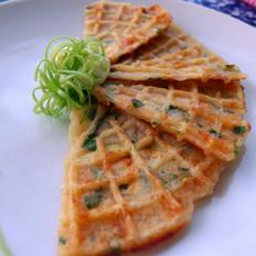 韩式海鲜薄饼