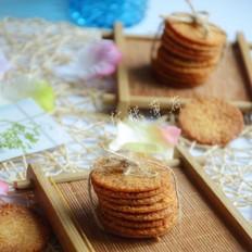 椰子脆片的做法