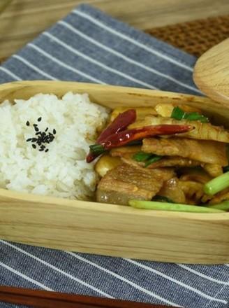 干锅春笋的做法